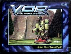 Ares Assault Suit