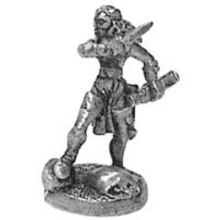 Female Thief w/Dagger