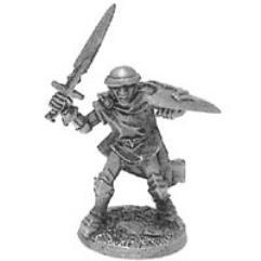 Sir Davik - Fighter-Paladin