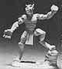 First Ronin, The - Werewolf Boogeyman