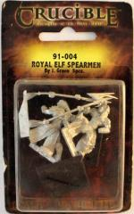 Royal Elf Spearmen