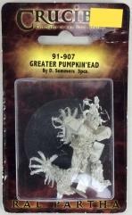 Greater Pumpkin'Ead