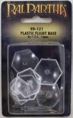 Plastic Flight Base