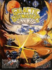 Galactic Grenadiers