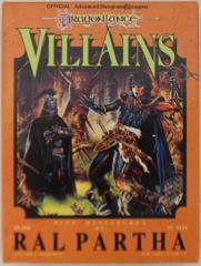 Villains #1