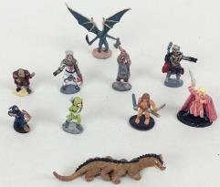 Adventurers & Enemies Collection #1
