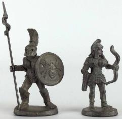 Amazon Temple Guards #1