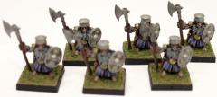 Dwarf Guard Halberdier Collection #3