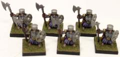 Dwarf Guard Halberdier Collection #4