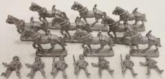 Colonial British Light Cavalry Collection