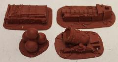 Cannon & Mortar #2
