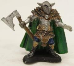Carn, Warrior Mage of Chaos