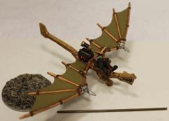 Dwarf Ornithopter #1