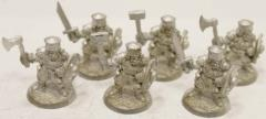Elite Dwarf Infantry Collection #1