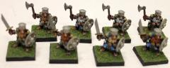 Elite Dwarf Infantry Collection #3