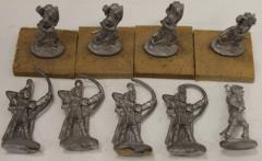 Wood Elves w/Bows Collection #5