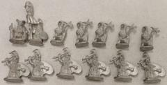 Iron Dwarf Axemen Collection