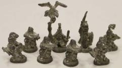 Iron Dwarf Crossbowmen Collection #1