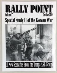 Rally Point Volume #17 - Special Study II of the Korean War