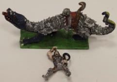 Dragon & Lancer #1