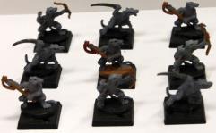 Rat Skirmishers #1