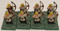 Wood Elves Firing Bows #1