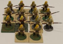 Wood Elves - Receiving w/Spears Collection #2