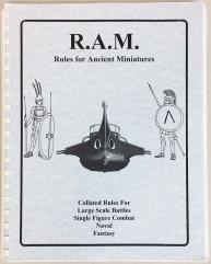 R.A.M. - Rules for Ancient Miniatures