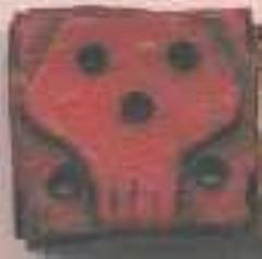 Nightmare Dice - Red (2)