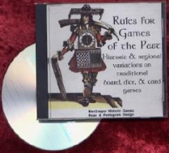Rules for Games of the Past
