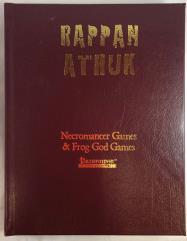 Rappan Athuk (w/PDF) (Collector's Edition w/Custom Artwork, Dragon) (Pathfinder)