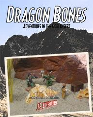 Dragon Bones - Adventures in the Gobi Desert