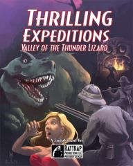 Thrilling Expeditions - Valley of the Thunder Lizard