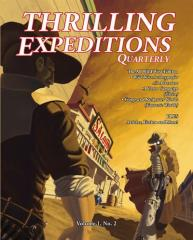 "Vol. 1, #2 ""Wild West Archetypes for .45 Adventure, A Zorro Campaign, Fringe and Backwater Worlds"""