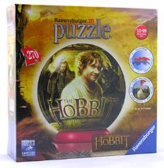 Hobbit, The - An Unexpected Journey, 3D Sphere Puzzle