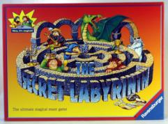 Secret Labyrinth, The