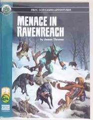 Menace in Ravenreach (Pathfinder)