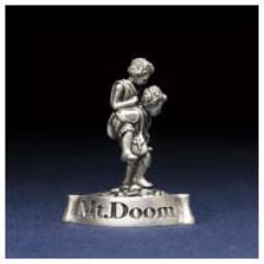 Frodo & Sam at Mount Doom