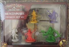 Mercenaries - Promos Set #3 (Kickstarter Exclusives)
