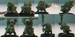Goblin Bonebacks #1
