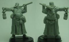 Fat Fergus the Wandering Friar