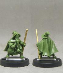 Halfling Wizard - Wise Wilkins the Old