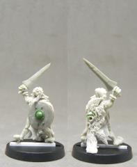 Goblin Warrior ThreeTeeth