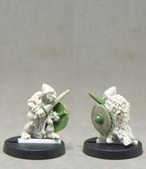 Goblin Warrior Blacktoes