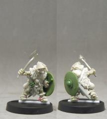 Goblin Warrior Treehacker