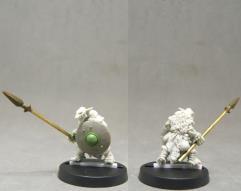 Goblin Warrior GoatPoker