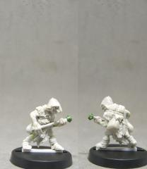Goblin Warrior NogginRocker