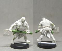 Troll Warrior Hogsbane