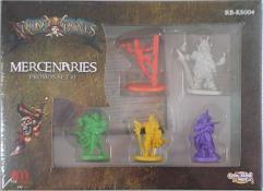 Mercenaries - Promos Set #1
