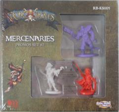 Mercenaries - Promos Set #2